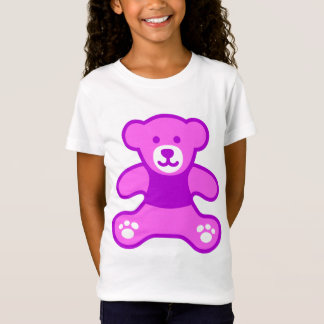 My Purple Teddy Bear T-Shirt