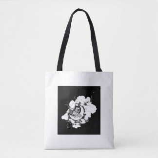 My Quarter Crescent Moon Tote Bag