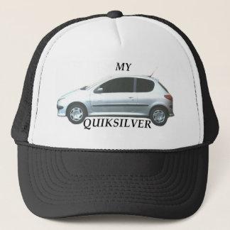 My Quiksilver Hat
