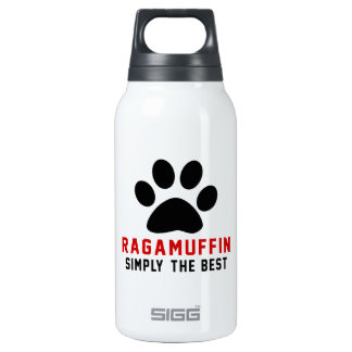 My Ragamuffin Simply The Best 10 Oz Insulated SIGG Thermos Water Bottle