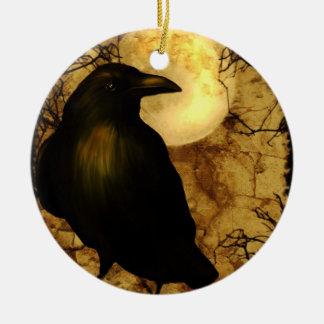 My Raven Ornament