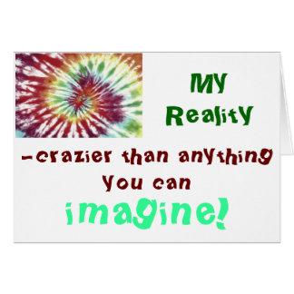 My Reality Card