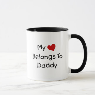 My Red Heart Belongs to Daddy