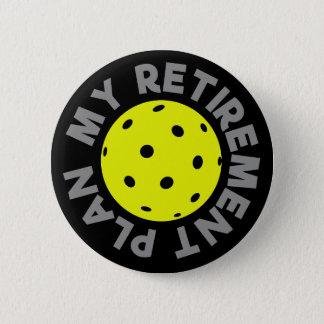 My Retirement Plan Pickleball Button