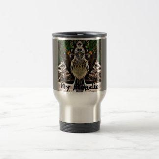 """My Roadie"" Travel Coffee Mug"