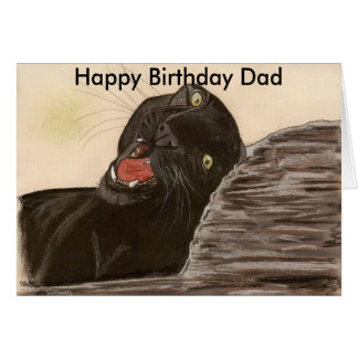 My Rock Happy Birthday Dad Greeting Cards