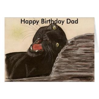 My Rock Happy Birthday Dad Greeting Cards
