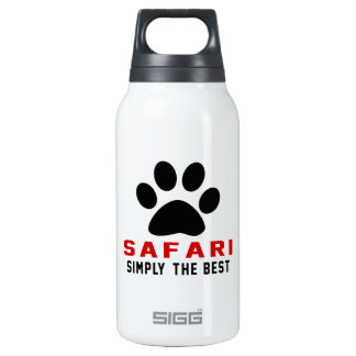 My Safari Simply The Best 0.3 Litre Insulated SIGG Thermos Water Bottle