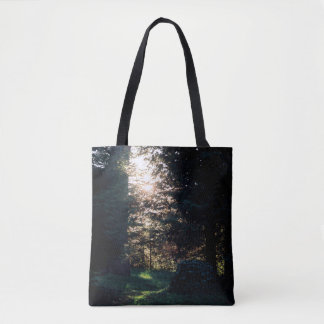 My Sanctuary in Klamath, California.... Tote Bag