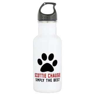 My Scottie chausie Simply The Best 532 Ml Water Bottle
