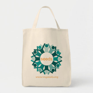 My Seeds Grocery Tote
