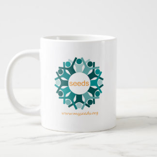 My Seeds Large Coffee Mug