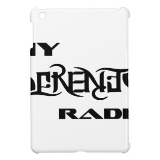 My Serenity Radio Products Support Vets Case For The iPad Mini