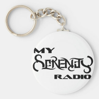 My Serenity Radio Products Support Vets Key Ring