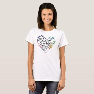 My Sewing Space--RCMQG Logo Light Shirt