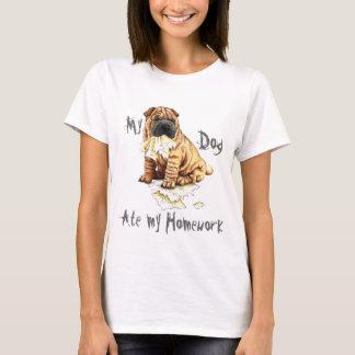 My Shar-Pei Ate My Homework T-Shirt