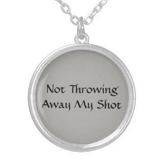 My Shot Necklace