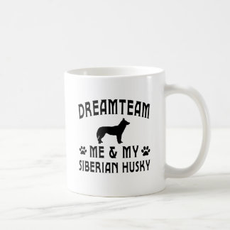 My Siberian Husky Dog Coffee Mug