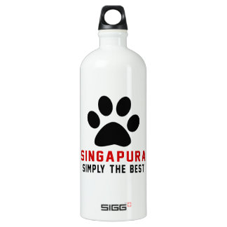 My Singapura Simply The Best SIGG Traveller 1.0L Water Bottle
