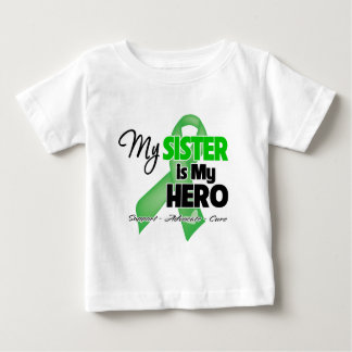 My Sister is My Hero - Kidney Cancer Tee Shirt