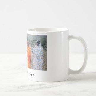 My Sisters in Sudan Basic White Mug
