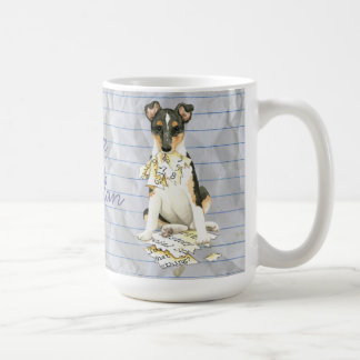 My Smooth Collie Ate My Lesson Plan Coffee Mug