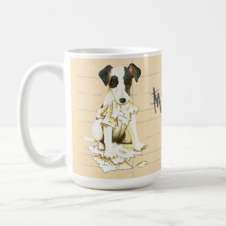 My Smooth Fox Terrier Ate My Homework Coffee Mug