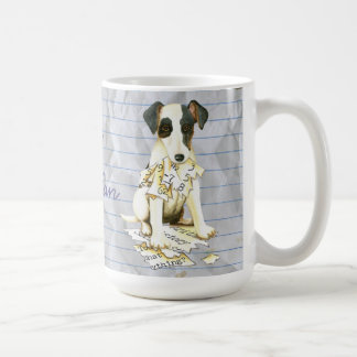 My Smooth Fox Terrier Ate My Lesson Plan Coffee Mug