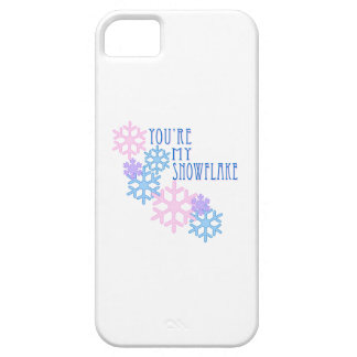 My Snowflake iPhone 5 Cover