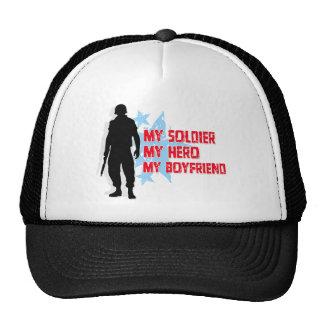 My Soldier, My Hero, My Boyfriend Hat