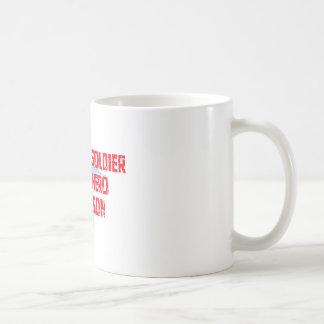 My Soldier, My Hero, My Son Coffee Mug