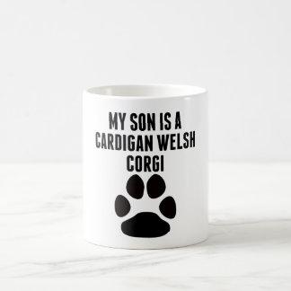 My Son Is A Cardigan Welsh Corgi Coffee Mug