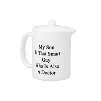 My Son Is That Smart Guy Who Is Also A Doctor