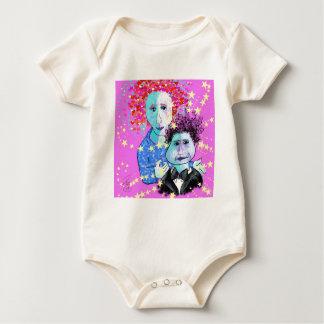 My son, the prodigy baby bodysuit