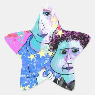 My son, the prodigy star sticker