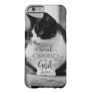 My Soul Finds Rest - Ps 62:1 Barely There iPhone 6 Case