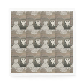 My Special Wedding Day Paper Napkins