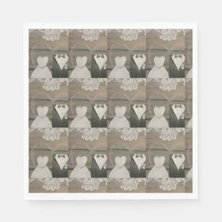 My Special Wedding Day Paper Napkins Paper Napkin