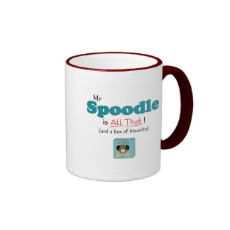 My Spoodle is All That! Coffee Mug