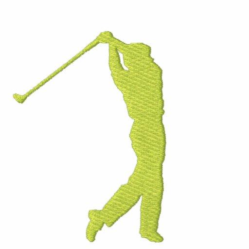My Sport Golf Embroidered Sherpa-lined Zip Hoodie Hoodies