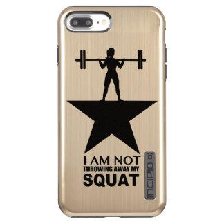 My Squat Gold Phone Case