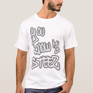 My STEEZ HIP HOP t shirt