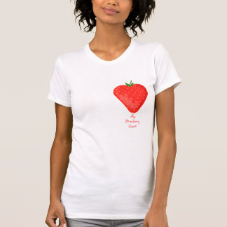 My strawberry Heart T-shirt