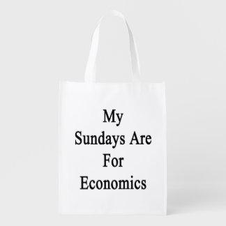 My Sundays Are For Economics