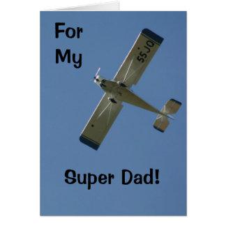 my super dad card