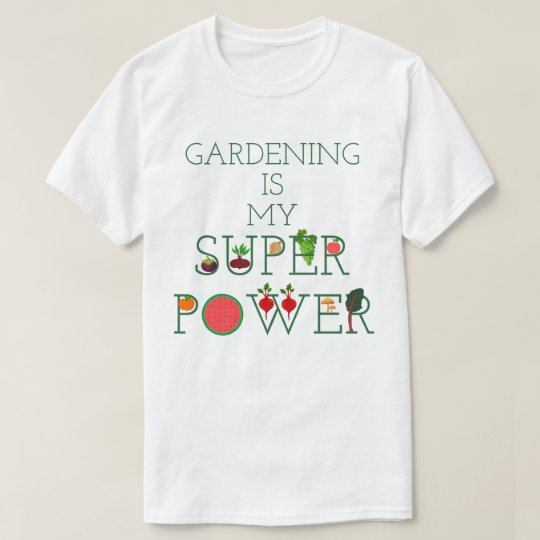 My Super Power T-Shirt