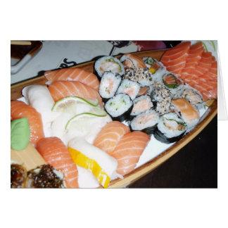 My Sushi Dream Card
