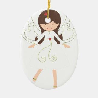 """MY SWEET ANGEL"" CERAMIC ORNAMENT"