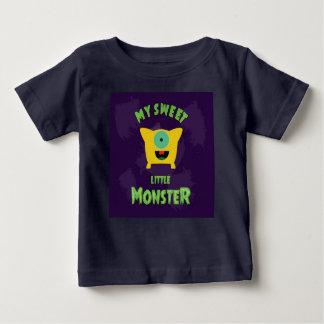My Sweet Little Monster Baby T-Shirt