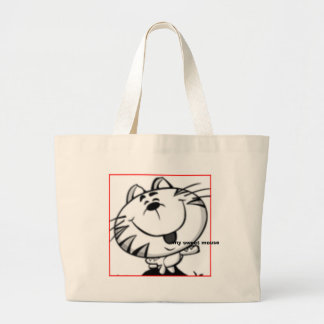 my sweet mouse large tote bag